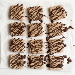 No Bake Elvis Bars