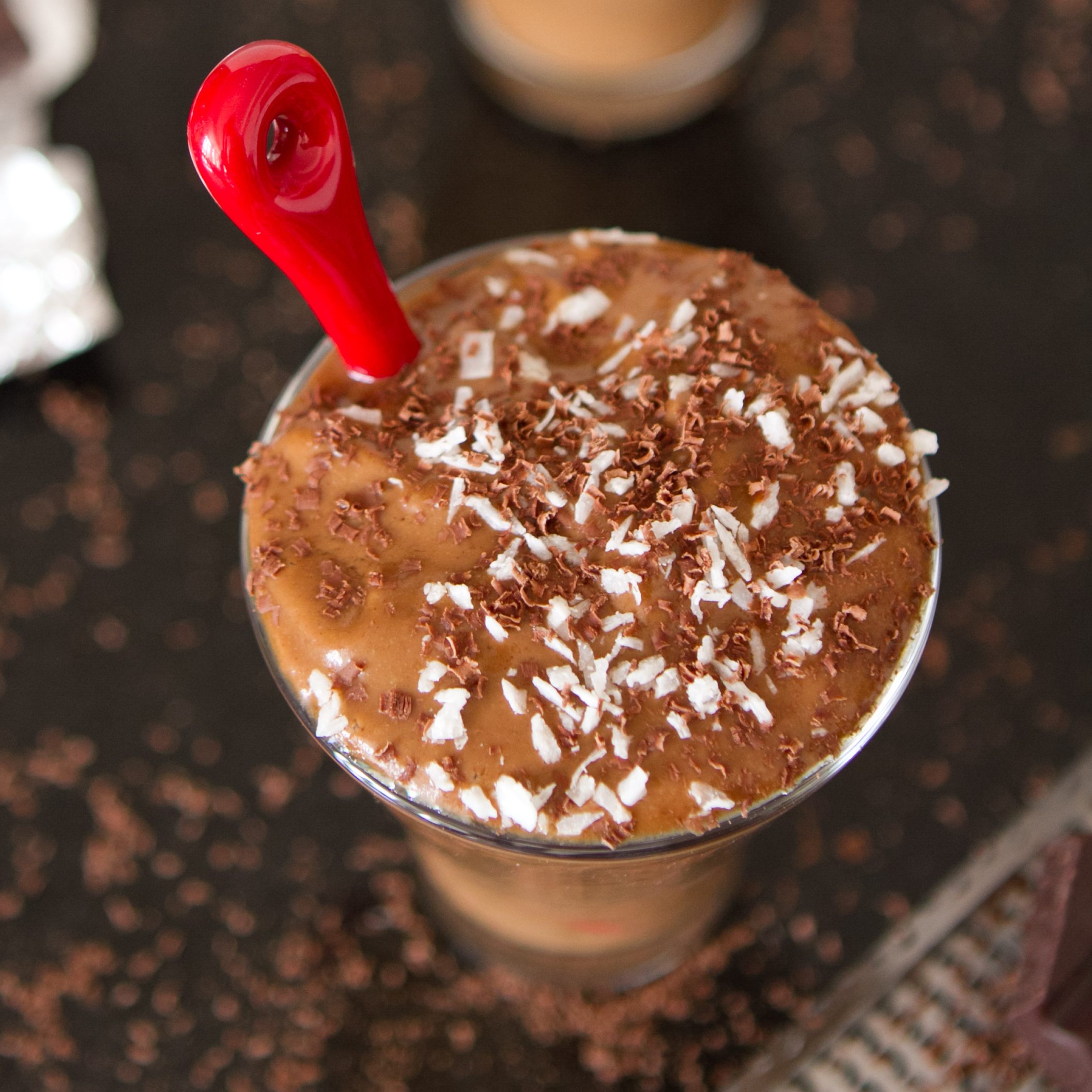 Crazy Woman Chocolate Blender Pudding Oh She Glows