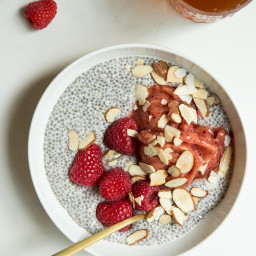 Basic Chia Seed Pudding