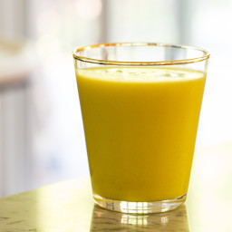 The Blender Girl's Mystical Mango Smoothie
