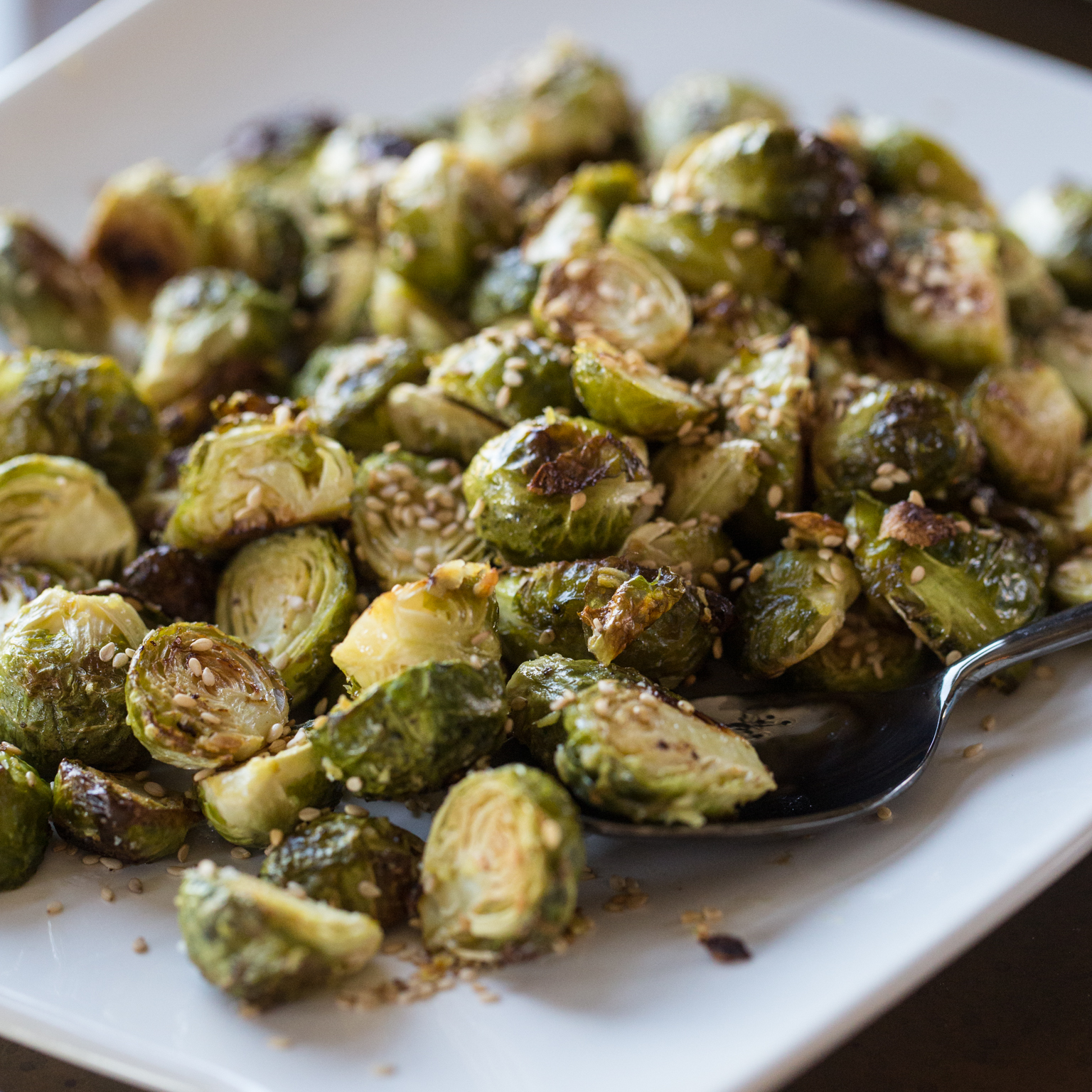 Mouth Watering Crispy Brussels Sprouts Plus 7 Ways To