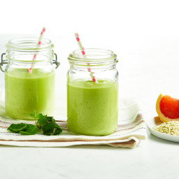 Green Warrior Protein Smoothie