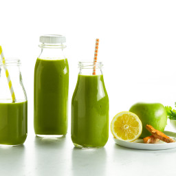 All Day Glow Green Smoothie