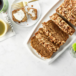 Vegan banana bread oh she glows this vegan banana bread is delicious wholesome naturally sweetened and takes 10 minutes to throw together what could be better when you have some forumfinder Gallery