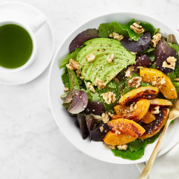 Vitamin Glow Warm Squash Salad
