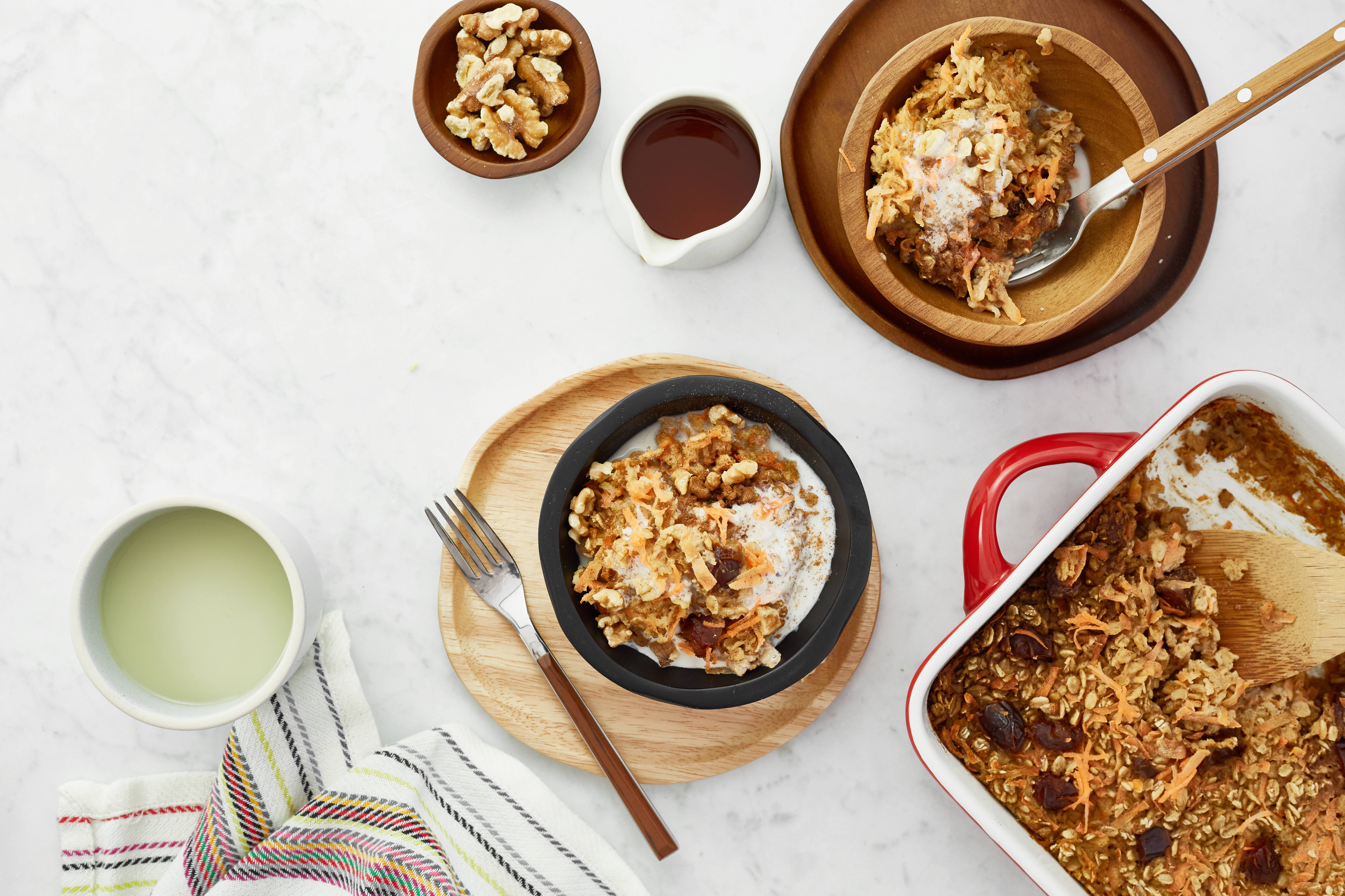Heavenly Carrot Cake Baked Oatmeal — Oh She Glows on planters peanuts candy, planters cranberry crunch, planters nut crunch, planters almonds,