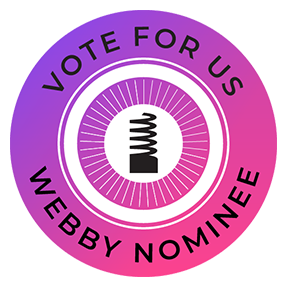 Vote for us in The Webby Awards