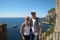 Capri and Sorrento