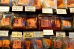 I bought a few spices - hot smoked paprika, sweet smoked paprika, dried anchos, and lavender :)
