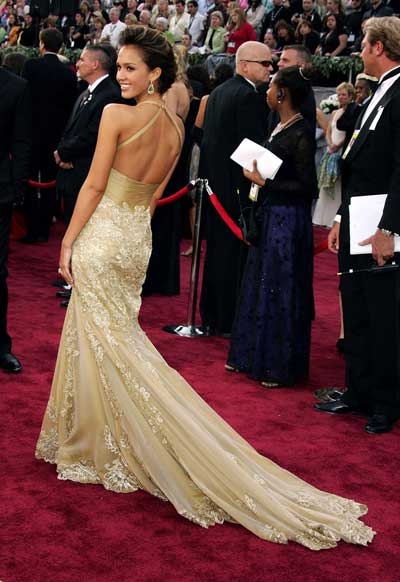 jessica alba on red carpet. favourite is Jessica Alba.