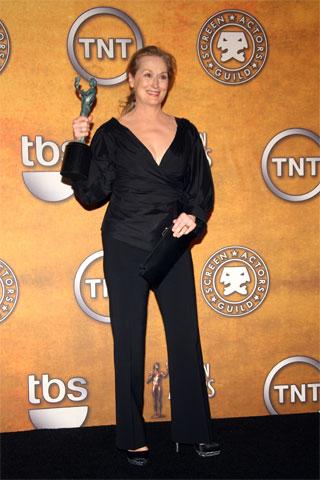 70m   Worst dressed at the SAG awards