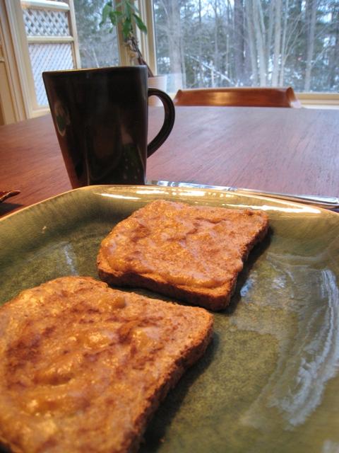 christmas 009   Easy Vegan Breakfast Banana Bread