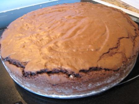 img 46361   Brownie Caramel Pecan Cake