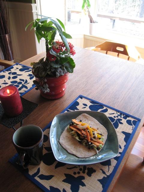 img 5772   $1.10 + 110 kcal Organic Homemade Spelt Tortillas
