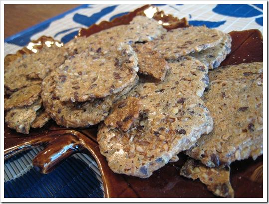 img 6470 thumb   Gluten Free Flax Poppy Crackers