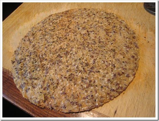 img 7050 thumb   Gluten Free Flax Poppy Crackers
