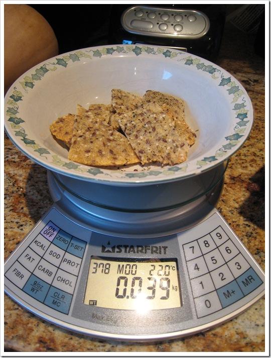 img 7051 thumb   Gluten Free Flax Poppy Crackers