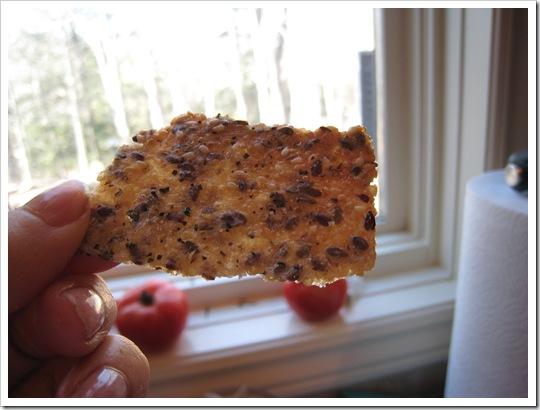 img 7055 thumb   Gluten Free Flax Poppy Crackers