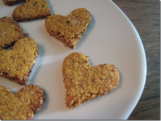 img 1868 thumb   Love Your Body Vegan Spelt Crackers + Contest Giveaway!