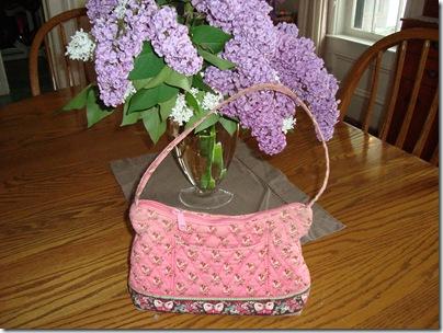 Lilacs and Vera ;) 019