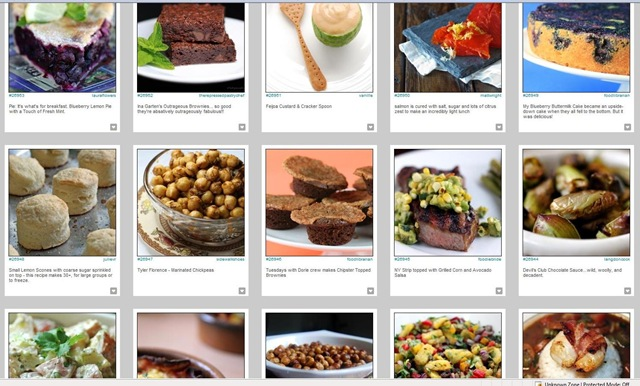 Food blogs passing fad or here to stay oh she glows and companies chomping at the bit to have bloggers review their products there are websites dedicated to pictures of food and awards for food blogs forumfinder Image collections