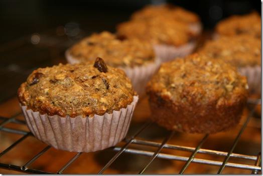 img 7906 thumb   Flax 'n Gl'oat Vegan Breakfast Power Muffins