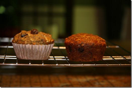 img 7940 thumb   Flax 'n Gl'oat Vegan Breakfast Power Muffins