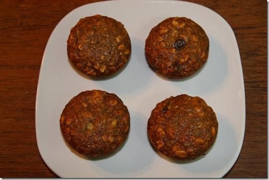 img 7962 thumb   Flax 'n Gl'oat Vegan Breakfast Power Muffins