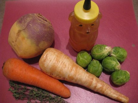 1 root vegetables thumb   Root Vegetables Jazzed Up!