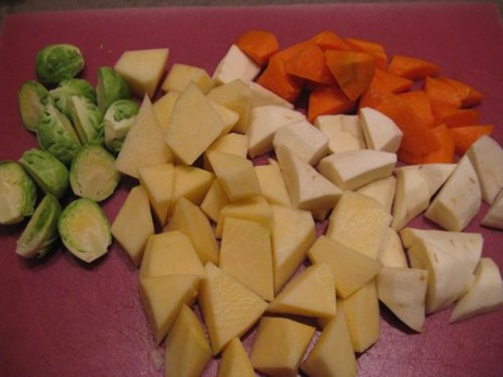 2 root vegetables thumb   Root Vegetables Jazzed Up!