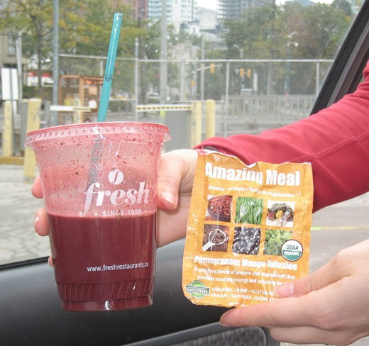 IMG 6539 thumb   Scotiabank Toronto Waterfront Half Marathon Race Recap!