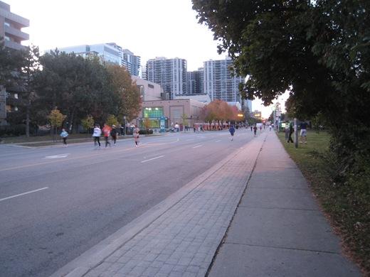 IMG 6983 thumb   Goodlife Fitness Toronto Half Marathon Race Recap!
