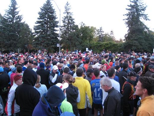 IMG 6993 thumb   Goodlife Fitness Toronto Half Marathon Race Recap!