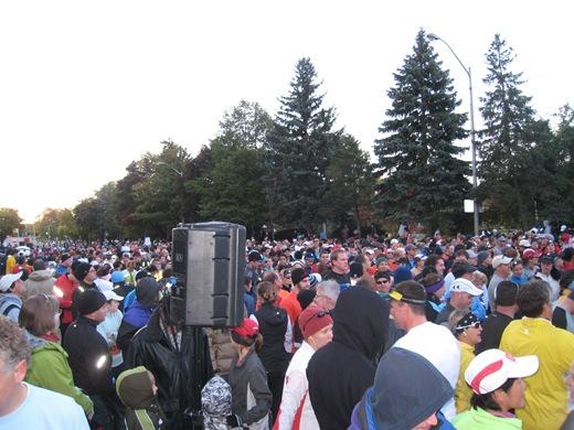 IMG 6994 thumb   Goodlife Fitness Toronto Half Marathon Race Recap!