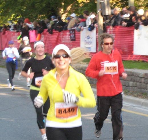 IMG 7010 thumb1   Goodlife Fitness Toronto Half Marathon Race Recap!