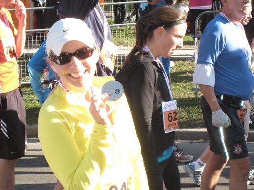 IMG 7013 thumb   Goodlife Fitness Toronto Half Marathon Race Recap!