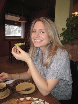 IMG 8107 thumb   Calactus Cafe: A Wonderful Vegan Dining Experience