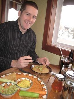 IMG 8108 thumb   Calactus Cafe: A Wonderful Vegan Dining Experience