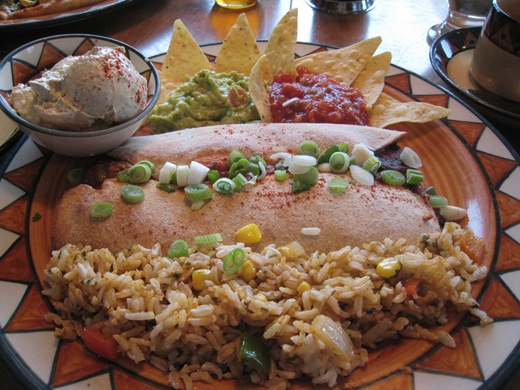IMG 8111 thumb   Calactus Cafe: A Wonderful Vegan Dining Experience