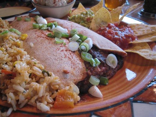 IMG 8112 thumb   Calactus Cafe: A Wonderful Vegan Dining Experience
