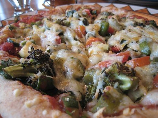 IMG 8116 thumb   Calactus Cafe: A Wonderful Vegan Dining Experience