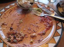 IMG 8122 thumb   Calactus Cafe: A Wonderful Vegan Dining Experience