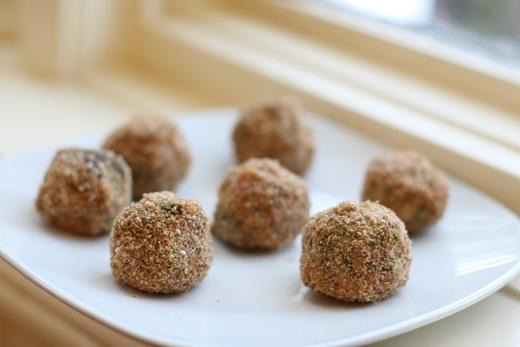 IMG 8974 thumb   Speedy Sweet Potato Falafel Balls