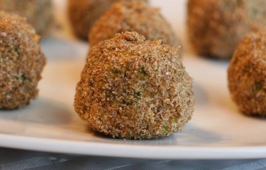 IMG 8986 thumb   Speedy Sweet Potato Falafel Balls