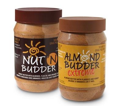 AlmondandNut thumb   Creamy PB + J Oatmeal Parfait