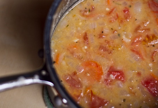 20101117IMG 0600 thumb   Easy White Bean Soup