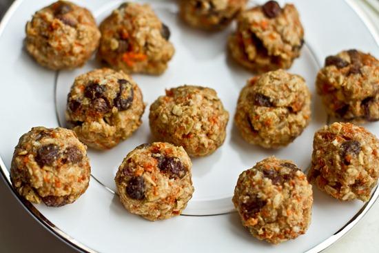 20101120IMG 1224 thumb   Itty Bitty Carrot Cake Cookies