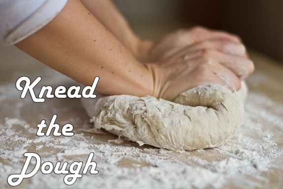 step3kneadthedough