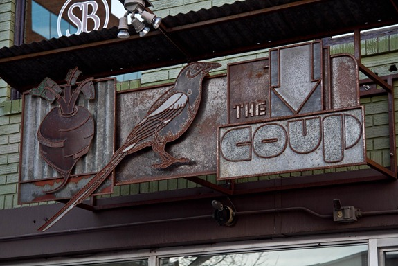 IMG 4437 thumb   Project Food Blog #9: The Coup: Breaking Ground in Cowtown