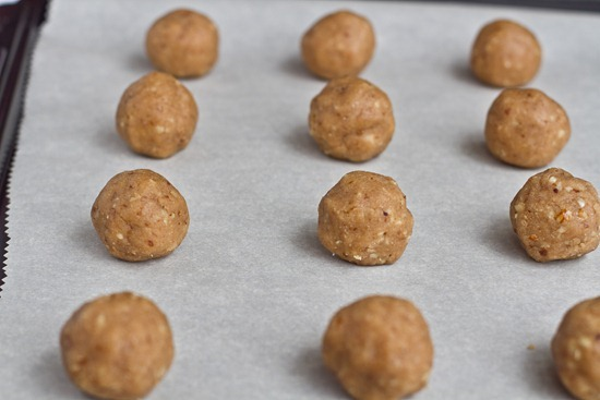 IMG 6355 thumb   Vegan Thumbprint Cookies